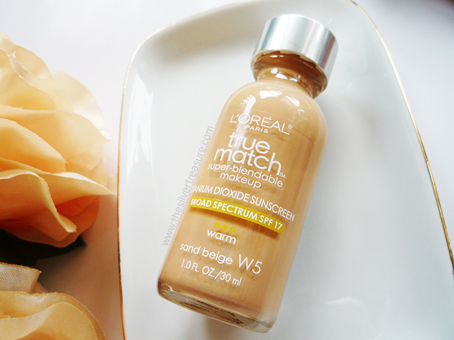 loreal-true-match-foundation-sand-beige-review